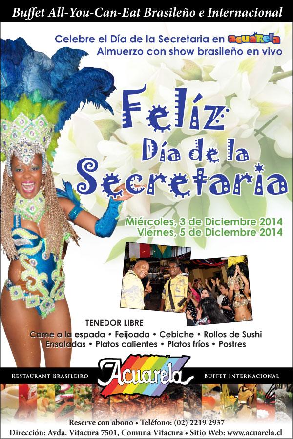 D�a de las Secretarias Diciembre 2014